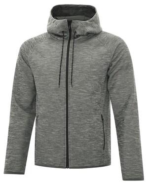 Dry Tech Fleece Full Zip Hooded Jacket