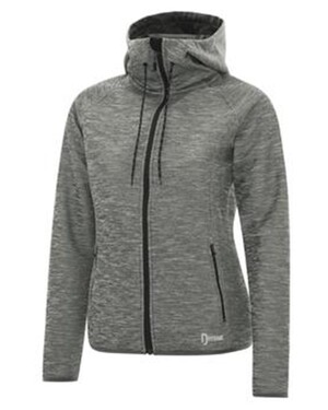 Dry Tech Fleece Full Zip Hooded Ladies' Jacket