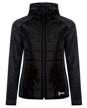 Dry Fleece Hybrid Ladies's Jacket