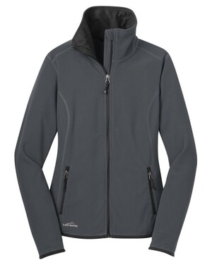 Full Zip Vertical Fleece Ladies' Jacket