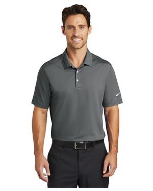 Dri-Fit Vertical Mesh Polo Shirt