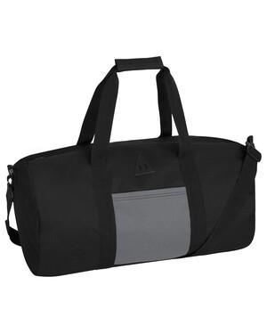 Retro Barrel Duffel Bag