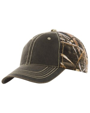 ATC RealTree Pigment Dyed Camouflage Cap