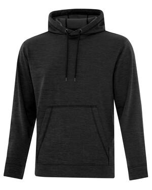 ATC Dynamic Heather Fleece Hooded Sweatshirt