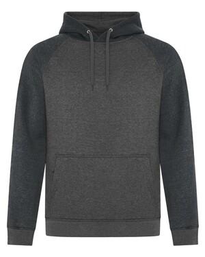 ES Active® Vintage Two Tone Hooded Sweatshirt