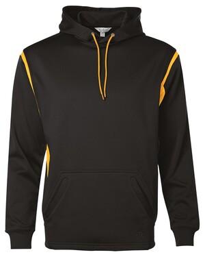 Polyester Fleece Hooded Sweatshirt