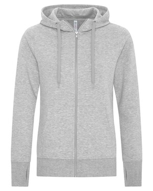 ATC Esactive Core Full Zip Hooded Ladies' Sweatshirt