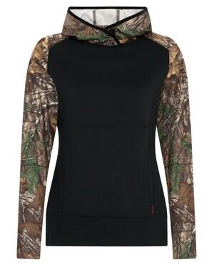 Realtree® Tech Fleece Ladies' Sweatshirt