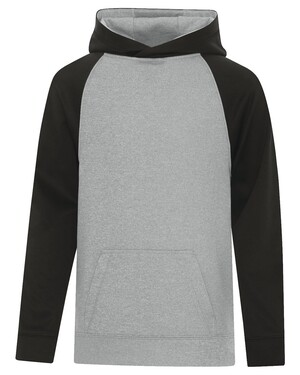ATC Game Day™ Fleece Two Tne Hooded Youth Sweatshirt