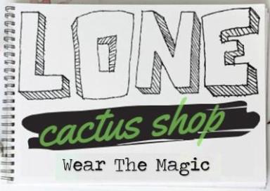 lone cactus shop logo