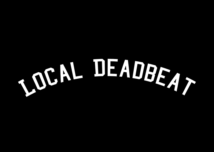 local deadbeat agency logo