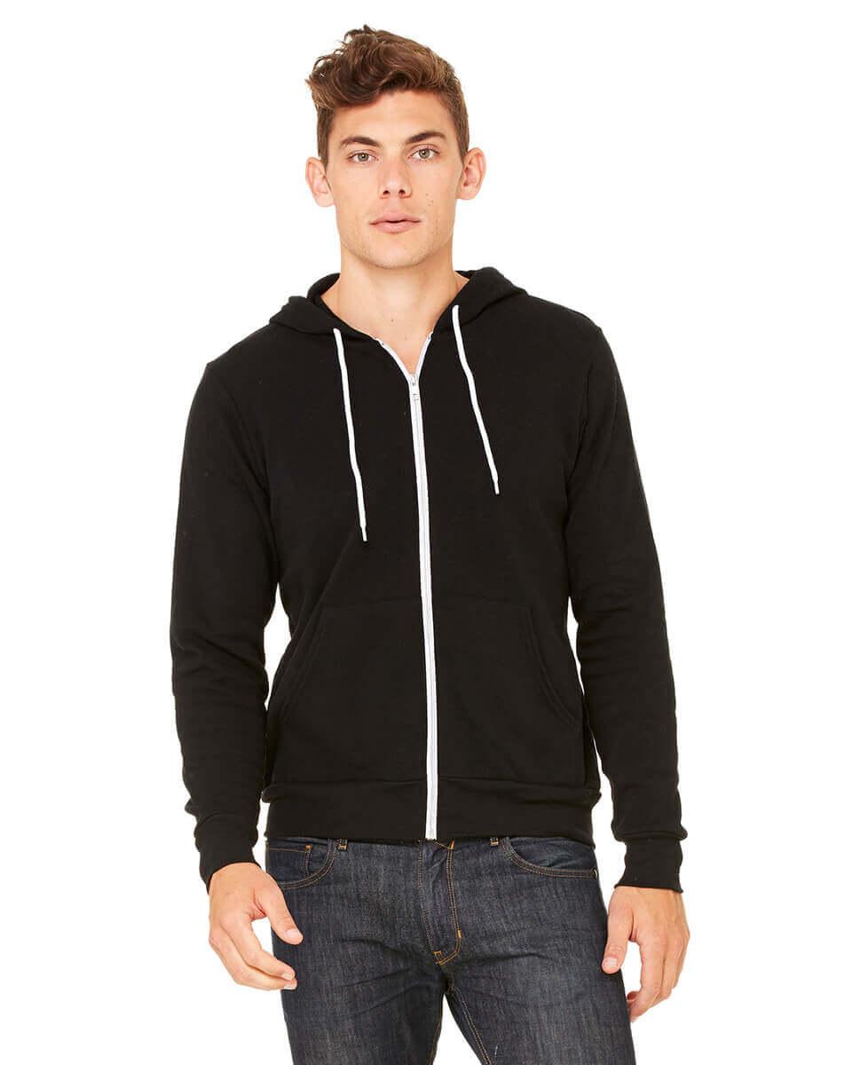 bella canvas 3739 unisex hoodie