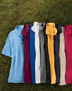 Business Casual Polo Shirts