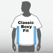 classic boxy fit t-shirt