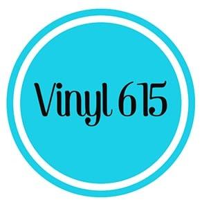 vinyl 615 logo